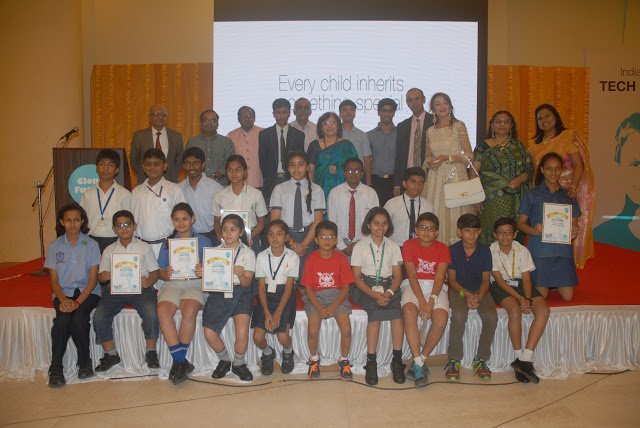 #WhizJuniors – Young Techies Awarded For Winning Nationwide Tech Competition
